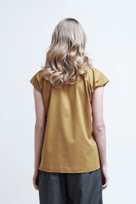 Anya Mustard Top - 9