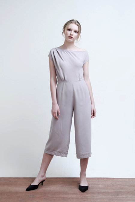 Carlton Grey Jumpsuit-6