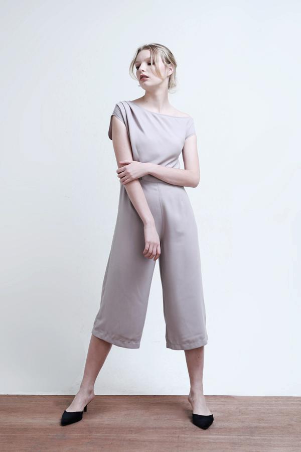 Carlton Grey Jumpsuit-8