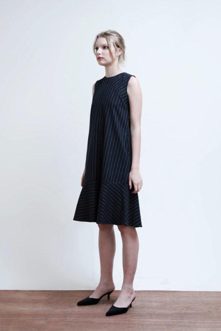 Hayden Striped Dress-2