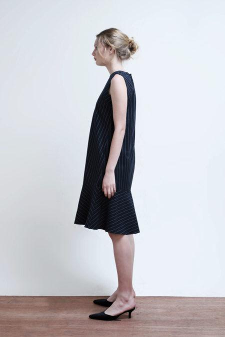 Hayden Striped Dress-3