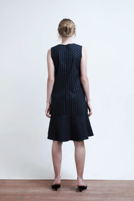 Hayden Striped Dress-4