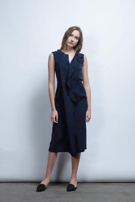 Carly Ruffle Dress 4
