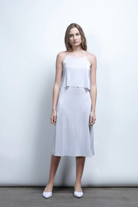 Silver Dress-1