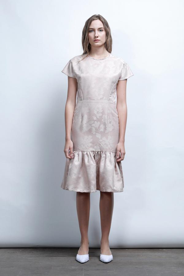Lauren Dress Pink 1