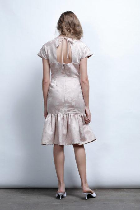 Lauren Dress Pink 3