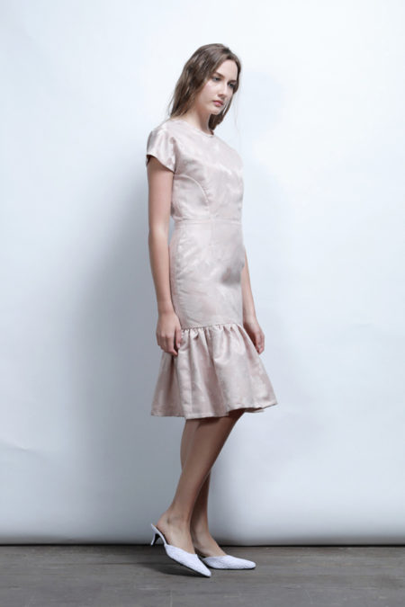 Lauren Dress Pink 4