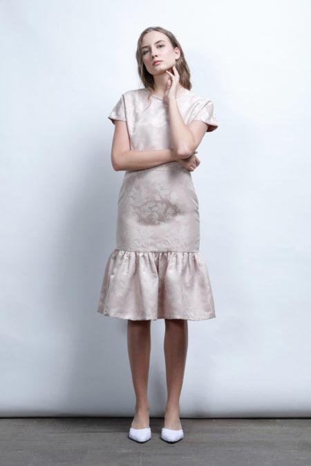 Lauren Dress Pink 5