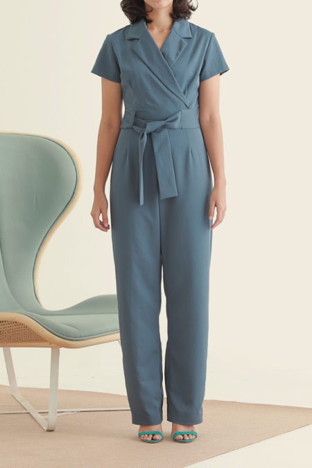 Aldmaston Belted Jumpsuit 1