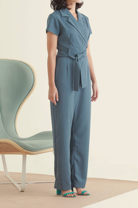 Aldmaston Belted Jumpsuit 2