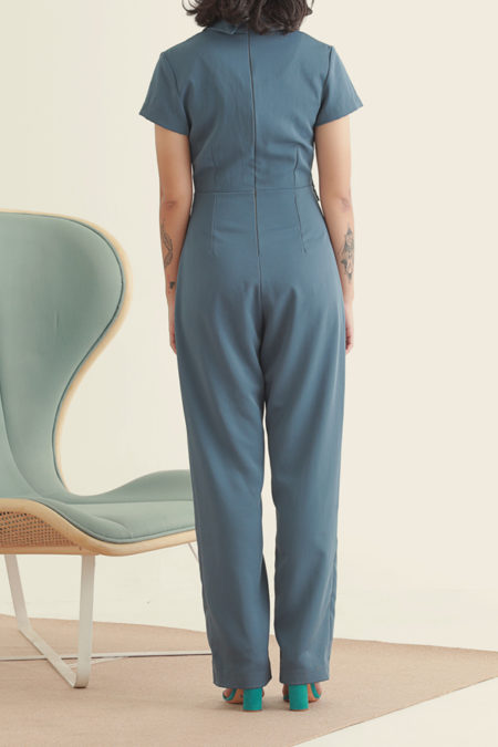 Aldmaston Belted Jumpsuit 3