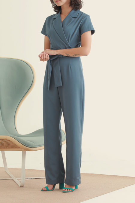 Aldmaston Belted Jumpsuit 4