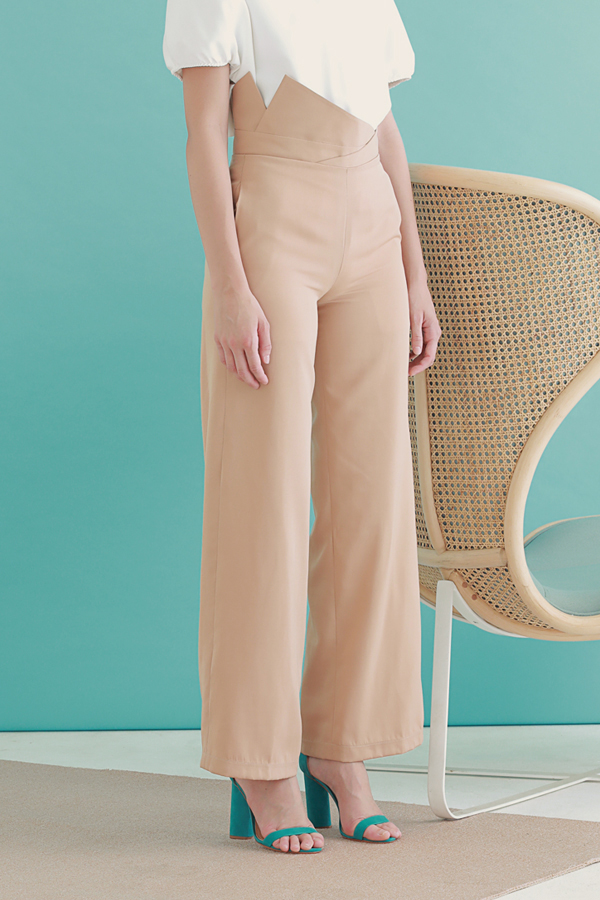 Eliston Nude Pants 7