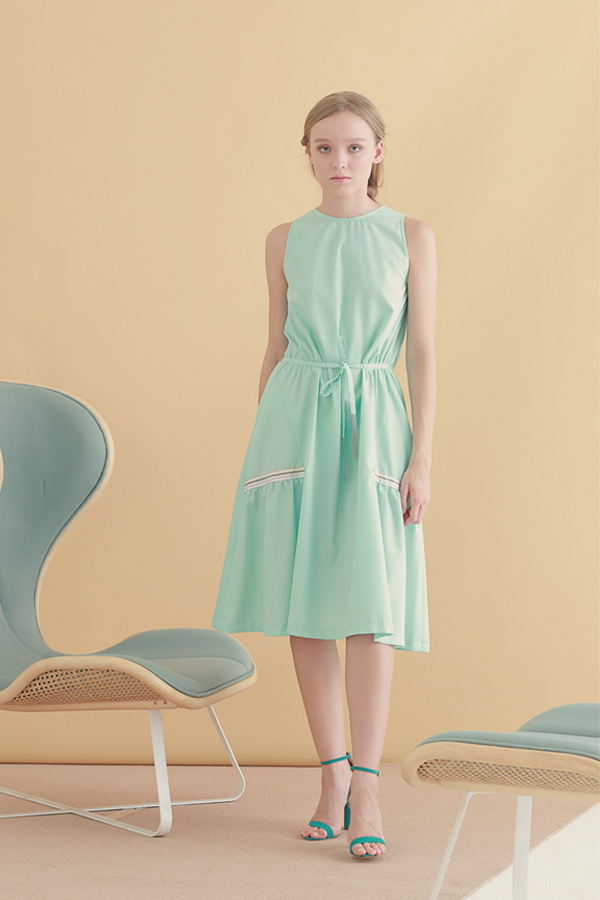 Lavette Minty Dress 6