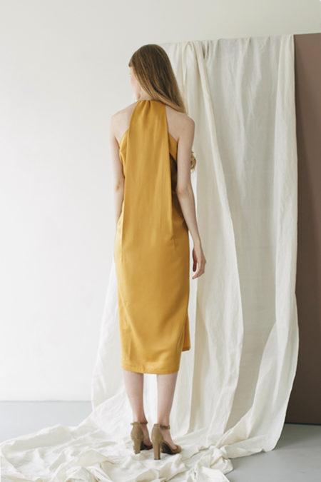 Jeanne Yellow Dress 3